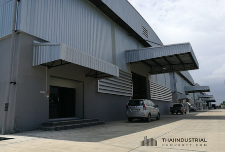 For Rent Warehouse 970 sqm in Bang Phli, Samut Prakan, Thailand