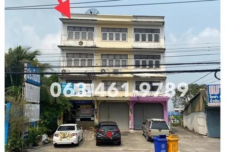 ขาย อาคารพาณิชย์ 3 ห้องนอน เมืองปทุมธานี ปทุมธานี
