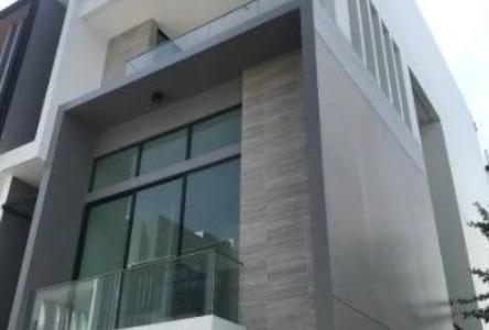 ขาย บ้านเดี่ยว 4 ห้องนอน สะพานสูง กรุงเทพฯ
