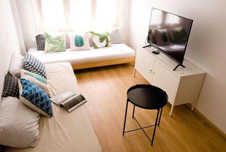 For Rent 2 Beds Townhouse in Din Daeng, Bangkok, Thailand