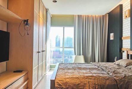 For Rent Condo 39 sqm Near MRT Phraram Kao 9, Bangkok, Thailand