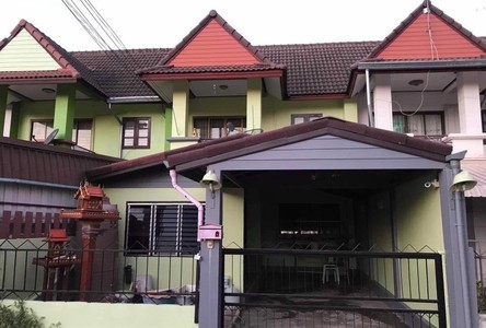 For Rent 4 Beds Townhouse in Mueang Surin, Surin, Thailand