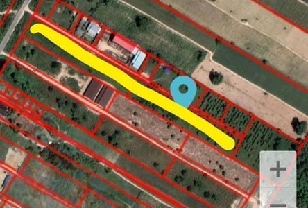 For Sale Land 16,000 sqm in Nikhom Phatthana, Rayong, Thailand