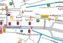 Продажа: Земельный участок 137 кв.ва. в районе Khlong San, Bangkok, Таиланд