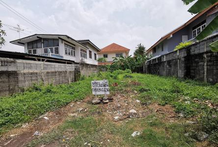 For Sale Land 60 sqwa in Bang Khen, Bangkok, Thailand