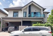 В аренду: Дом с 5 спальнями в районе Thanyaburi, Pathum Thani, Таиланд