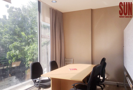 For Rent Office 42 sqm in Khlong Toei, Bangkok, Thailand