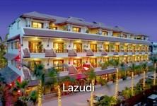 ขาย โรงแรม 1,200 ตรม. บางละมุง ชลบุรี