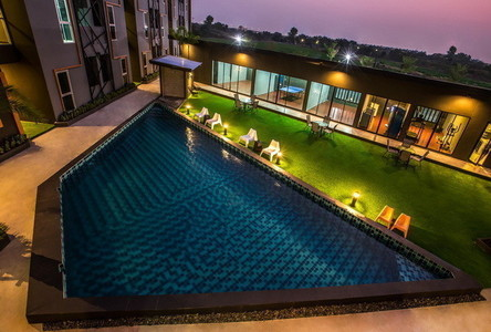 For Sale Apartment Complex 105 rooms in Bang Sao Thong, Samut Prakan, Thailand