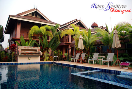 For Rent Hotel 15 rooms in Mueang Chiang Rai, Chiang Rai, Thailand
