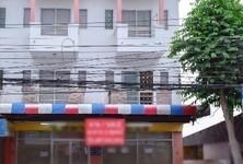 ขาย อาคารพาณิชย์ 4 ห้องนอน บางละมุง ชลบุรี