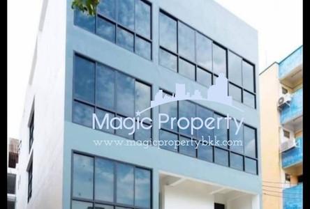For Rent Shophouse 950 sqm in Din Daeng, Bangkok, Thailand