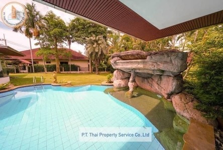 For Sale or Rent 7 Beds House in Bang Lamung, Chonburi, Thailand