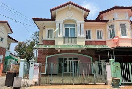 For Sale 3 Beds Townhouse in Nong Khaem, Bangkok, Thailand
