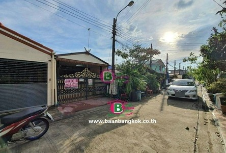 For Sale 1 Bed Townhouse in Lak Si, Bangkok, Thailand
