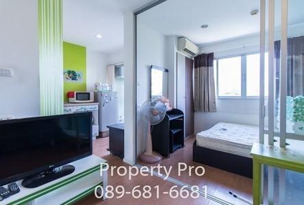 For Sale 1 Bed Condo in Bang Kapi, Bangkok, Thailand