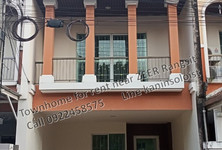 For Rent 3 Beds Townhouse in Lam Luk Ka, Pathum Thani, Thailand