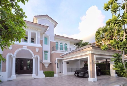 For Sale 4 Beds House in Mueang Nonthaburi, Nonthaburi, Thailand