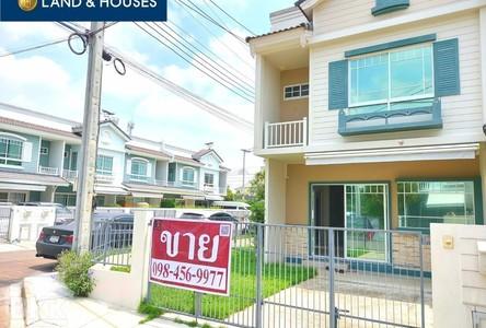 For Sale 2 Beds Townhouse in Bang Phli, Samut Prakan, Thailand