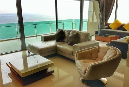 For Rent 3 Beds Condo in Mueang Chon Buri, Chonburi, Thailand