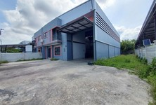 For Sale Warehouse 604 sqm in Mueang Nonthaburi, Nonthaburi, Thailand