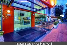 For Sale Hotel 0-1-26 rai in Khlong Toei, Bangkok, Thailand