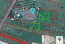 For Sale Land 52-0-3 rai in Nang Rong, Buriram, Thailand