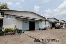 For Rent Warehouse 400 sqm in Suan Luang, Bangkok, Thailand
