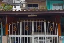 ขาย ทาวน์เฮ้าส์ 2 ห้องนอน ศรีราชา ชลบุรี