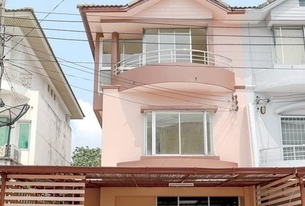 For Sale 4 Beds Townhouse in Chatuchak, Bangkok, Thailand