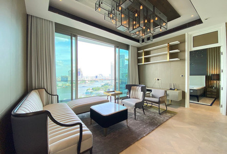 For Sale or Rent 2 Beds Condo in Khlong San, Bangkok, Thailand