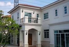 ให้เช่า บ้านเดี่ยว 3 ห้องนอน ปากเกร็ด นนทบุรี