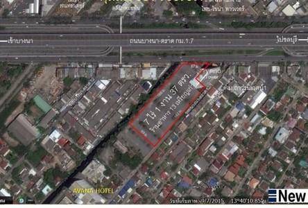 Продажа: Земельный участок в районе Bang Na, Bangkok, Таиланд
