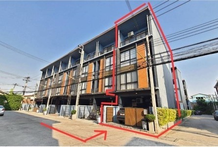 For Sale 4 Beds Townhouse in Pak Kret, Nonthaburi, Thailand