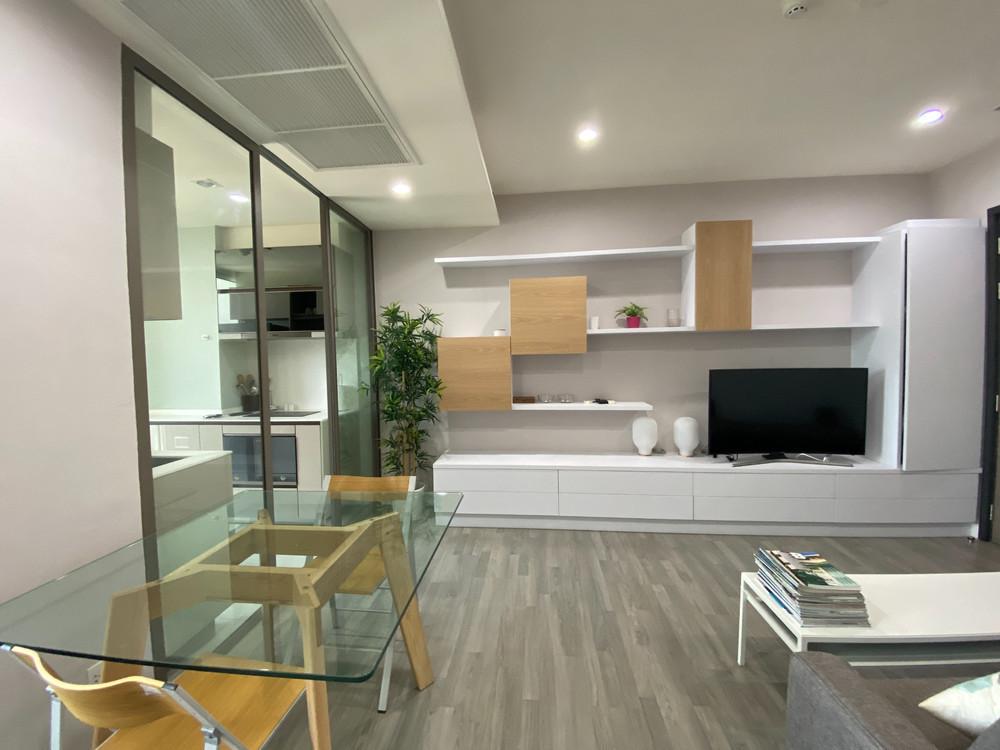 The room Sathorn - TanonPun - For Rent 1 Bed Condo Near BTS Surasak, Bangkok, Thailand   Ref. TH-TDKXTUFN
