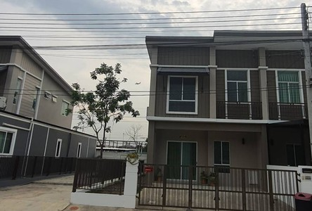 For Rent 3 Beds Townhouse in Thanyaburi, Pathum Thani, Thailand