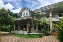 ขาย บ้านเดี่ยว 6 ห้องนอน เมืองปทุมธานี ปทุมธานี