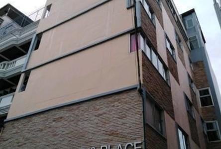 ให้เช่า อพาร์ทเม้นท์ทั้งตึก 200 ตรม. ห้วยขวาง กรุงเทพฯ