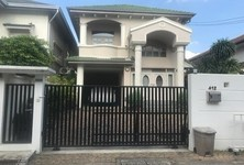 For Rent 2 Beds House in Bang Sue, Bangkok, Thailand