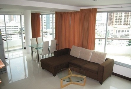 For Rent Apartment Complex 163 sqm in Khlong Toei, Bangkok, Thailand
