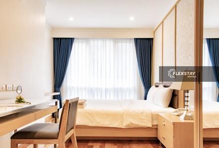 For Rent Apartment Complex 55 sqm in Watthana, Bangkok, Thailand