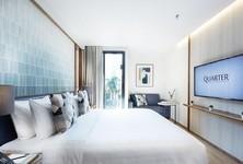 For Rent Apartment Complex 22 sqm in Watthana, Bangkok, Thailand