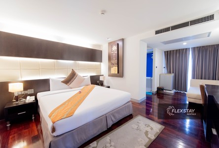 For Rent Apartment Complex 29 sqm in Watthana, Bangkok, Thailand