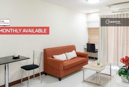 For Rent Apartment Complex 52 sqm in Watthana, Bangkok, Thailand