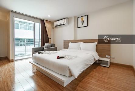 For Rent Apartment Complex 30 sqm in Khlong Toei, Bangkok, Thailand