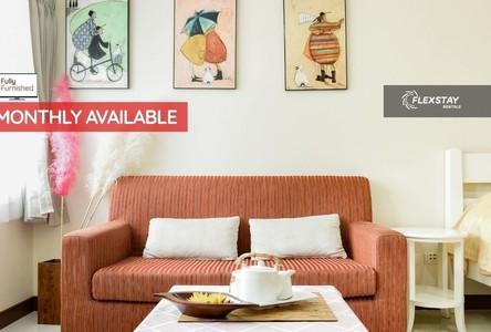 For Rent Apartment Complex 36 sqm in Watthana, Bangkok, Thailand