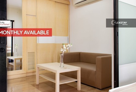 For Rent Apartment Complex 40 sqm in Bang Sao Thong, Samut Prakan, Thailand