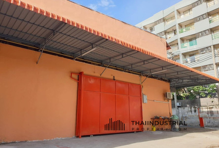 For Rent Warehouse 336 sqm in Din Daeng, Bangkok, Thailand