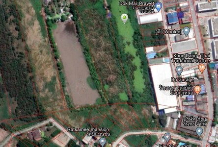 Продажа: Земельный участок 12,696 кв.м. в районе Prawet, Bangkok, Таиланд