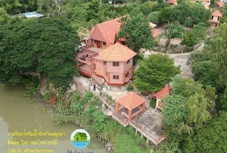 For Sale 5 Beds House in Sena, Phra Nakhon Si Ayutthaya, Thailand